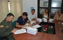 Entregan 100 comparenderas a la Policía y comienza a regir el nuevo Código de Policía en Riohacha