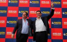 Pinzón, la fórmula vicepresidencial de Vargas Lleras