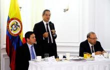 Últimos contactos para sellar alianza entre Vargas Lleras y Pinzón