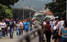"""""""Violencia y flujo de refugiados venezolanos en Colombia preocupan a la UE"""""""