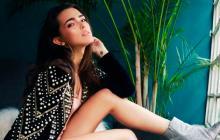 Lucy, la hija de Carlos Vives, causa polémica por extrema delgadez en foto de desnudo
