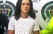 Diego Fernando Mendoza Alvarado, presunto agresor.
