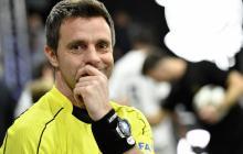 Hublot presentó el Big Bang Referee 2018 FIFA World Cup Russia.