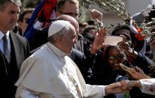 """Domingo de Ramos: el Papa pide a los jóvenes que se resistan a quienes quieren """"hacerles callar"""""""