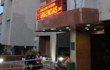 Niña quemada en práctica de laboratorio de Santa Marta fue remitida a Barranquilla