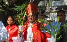 """El obispo de Sincelejo llama a la mesa de Quito a un diálogo """"muy sincero"""""""