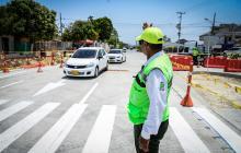 Autoridades buscan mejorar la movilidad con apertura de la 50