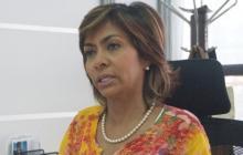 Zully Salazar Fuentes, presidenta Ejecutiva de Corpoturismo.