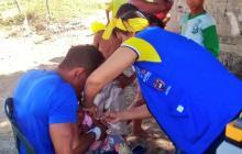 Cuatro casos sospechosos de sarampión en La Guajira