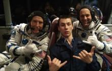Así fue la caminata espacial de dos astronautas por la Estación Espacial Internacional