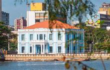Sede de la antigua Intendencia Fluvial de Barranquilla.