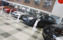 Ventas de automóviles cayeron 3,5% en el primer trimestre
