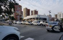 Chocan seis vehículos en la carrera 51B con calle 106