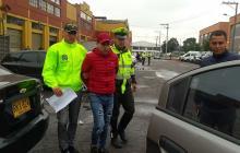 Detenido falso fiscal vinculado en la libertad de Pedro Aguilar, líder camionero