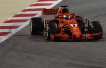 Vettel suma dos de dos en el Mundial de Fórmula 1; Hamilton, tercero en Baréin