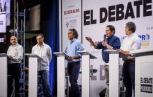 Poliscopio | Debates: tinglado, estrategia y todos contra Duque