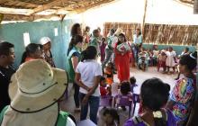 ICBF rescató a 11 niños con desnutrición en 'Operación Guajira'