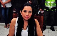Aida Merlano, a indagatoria este miércoles ante la Corte Suprema
