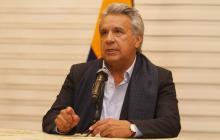 """""""Doy 12 horas de plazo para que entreguen pruebas de compatriotas"""": presidente de Ecuador"""