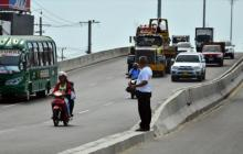 AMB autoriza desvío de tres rutas en el Distrito