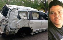 El conductor de Martín Elías excedió tres veces los límites de velocidad permitidos: Policía de Tránsito de Sucre