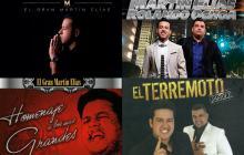 10 canciones para conmemorar los tres años de fallecido de Martín Elías