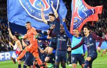 PSG, golea al Mónaco y campeón absoluto de Francia
