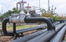 Infraestructura de un oleoducto en Colombia.