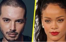 J Balvin es tildado de 'machista' por polémico comentario sobre Rihanna