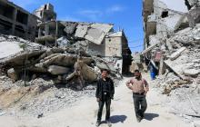 Rusia y Siria no permitieron el acceso de misión de armas químicas a ese país