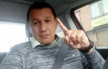 Marlon Marín, antes de su captura por la Fiscalía.