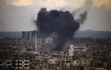 Régimen sirio bombardea el último reducto del Estado Islámico en Damasco
