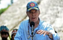 Santos ordena a Óscar Naranjo, mininterior y a otros de su gabinete trasladarse al Catatumbo