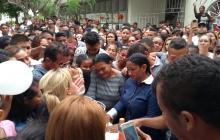 """""""Justicia"""", clama familia de Arlyn Sofía"""