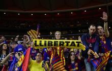 Polémica en España por la prohibición de algunas camisetas antes de Copa del Rey