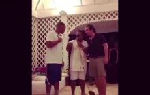 Will Smith se dejó seducir por la champeta de Mr. Black