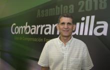 El director de Combarranquilla, Ernesto Herrera.