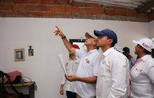 Gobernación mejora 834 viviendas en el barrio Ferrocarril
