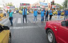 Campaña en Santa Marta para bajar el ruido por pitos de carros