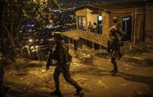 Ejército se toma la Comuna 13 de Medellín por ola de violencia