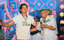 El tributo de Carlos Vives a los juglares vallenatos: velada inolvidable