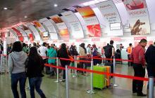Rigen cambios de operación de Avianca, Satena y Easyfly en El Dorado