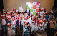 Supergiros Atlántico celebró el Día de la Infancia y la Niñez