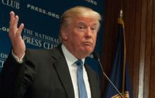 """Trump """"dictó"""" una carta sobre su salud, según su médico"""