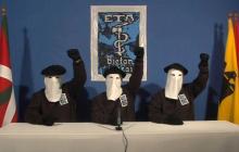 """ETA asegura que disolvió """"todas sus estructuras"""""""