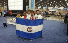 Equipo del San José, semifinalista en mundial de robótica en EEUU