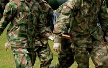 Dos militares heridos tras atentado explosivo del Eln en el sur de Cesar