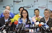 Oposición venezolana convoca a protestar contra elecciones presidenciales