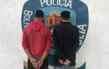 Caen dos por crimen de tendera en el barrio La Paz