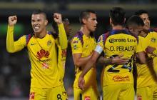 Mateus Uribe anota en victoria del América de México y lo clasifica a semifinales